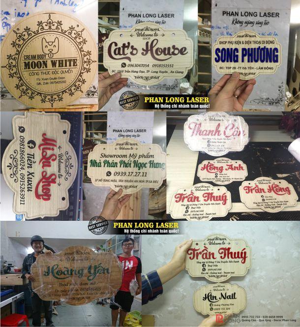 Cơ sở chuyên nhận làm biển hiệu shop, bảng quảng cáo shop dùng làm đạo cụ chụp hình theo yêu cầu giá rẻ