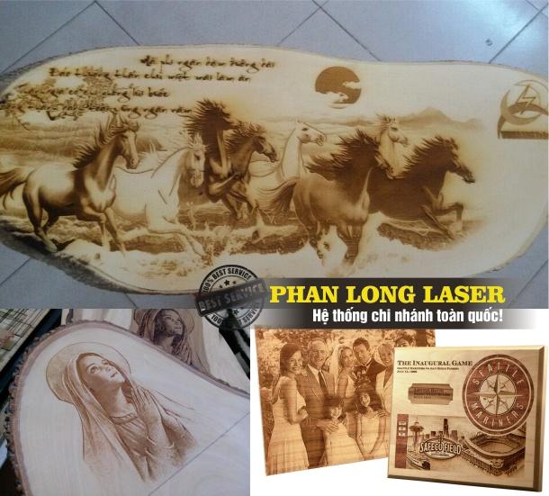 Điêu Khắc Laser trên gỗ tại Quận Hòa Vang, Ngũ Hành Sơn, Sơn Trà Đà Nẵng