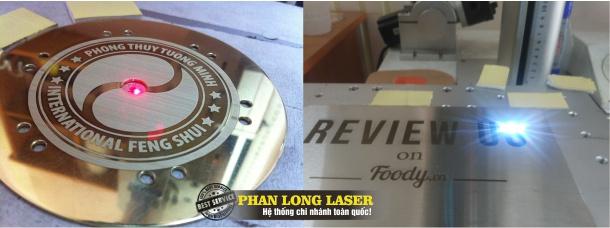 Địa chỉ Công ty Cắt Laser, Khắc Laser, Gia Công Laser trên kim loại