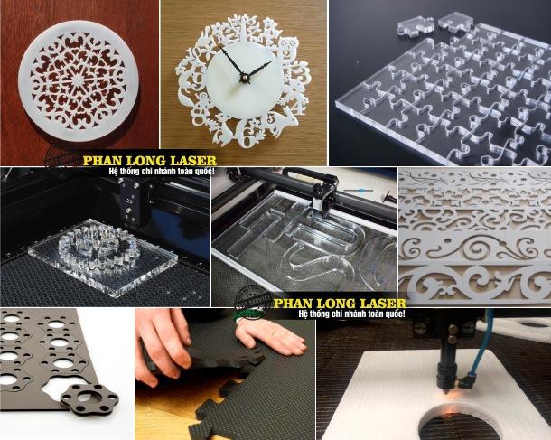 Cắt nhựa ở đâu? Cắt nhựa bằng gì? cắt nhựa bằng nhiệt laser theo yêu cầu