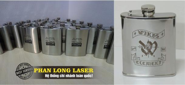 Gia công cắt khắc laser trên inox ở đâu giá rẻ và tốt nhất?