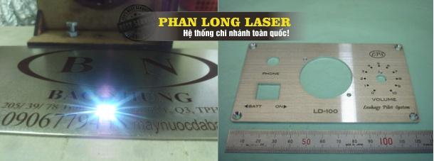 Cắt Inox, Khắc Inox bằng laser tại Tân Phú, Tân Bình, Bình Thạnh, Gò Vấp HCM