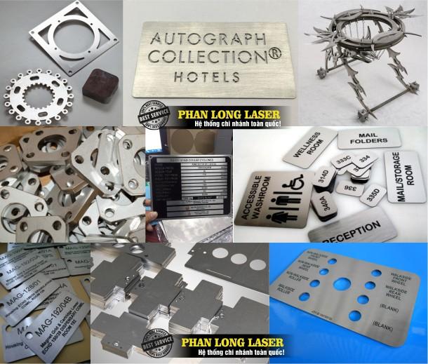 Địa chỉ xưởng gia công Cắt Inox, Khắc Laser Inox ứng dụng trong đời sống ở Tp Hồ Chí Minh, Sài Gòn & Hà Nội
