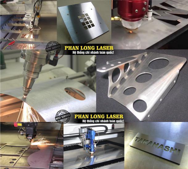 Xưởng Cắt Laser trên kim loại Inox Đồng Nhôm tại Quận 10 và Quận 8 Tp Hồ Chí Minh, Sài Gòn