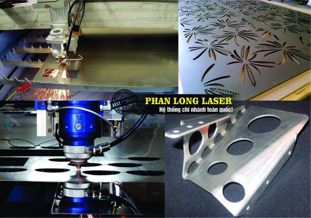 Xưởng cắt kim loại, cắt laser trên inox đồng nhôm sắt thép tại Tp Hồ Chí Minh, Hn, Đà Nẵng và Cần Thơ