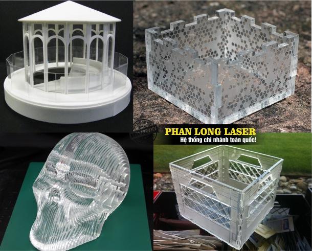 Địa chỉ cắt nhựa bằng nhiệt laser, cắt mica bằng nhiệt laser theo yêu cầu lấy liền giá rẻ