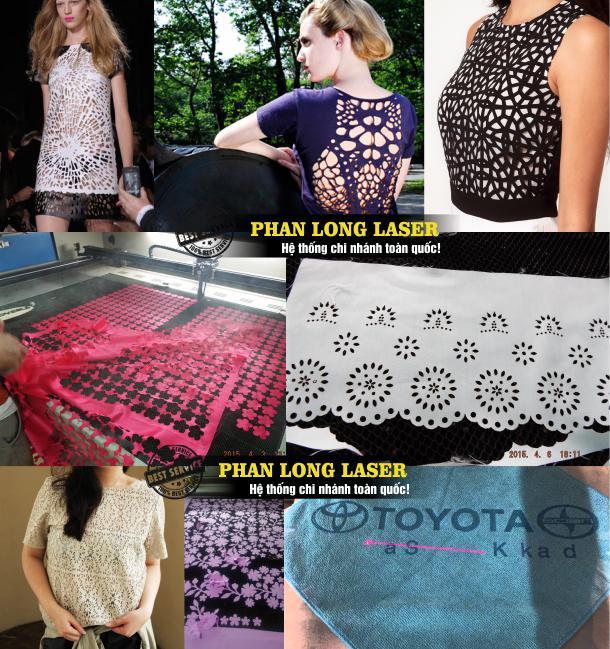 Địa chỉ cắt khắc laser trên vải theo yêu cầu giá rẻ tại Tphcm Sài Gòn, Hà Nội, Đà Nẵng và Cần Thơ