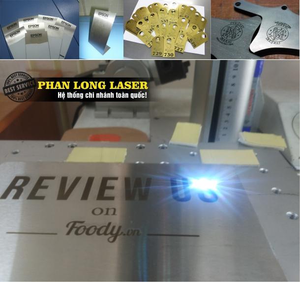Gia Công Cắt Khắc laser trên kim loại ở đâu tại Sài Gòn, TPHCM, Đà Nẵng, Cần Thơ, HN
