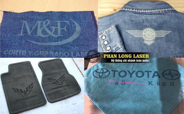 Địa chỉ nhận khắc laser lên vải theo yêu cầu tại Sài Gòn, Hà Nội, Đà Nẵng và Cần Thơ