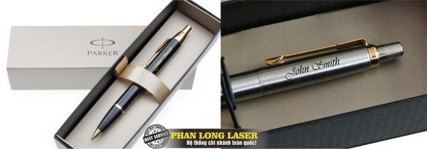 Khắc bút vỏ đạn, bút gỗ, bút kim loại tại Bình Thạnh, Tân Phú, Gò Vấp, HCM