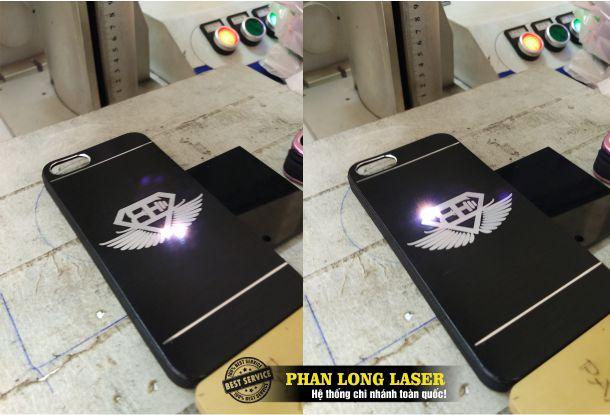 Khắc laser, khắc chữ khắc tên, khắc logo hoa văn, khắc hình ảnh chân dung lên điện thoại giá rẻ tại Tphcm Sài Gòn, Hà Nội, Đà Nẵng