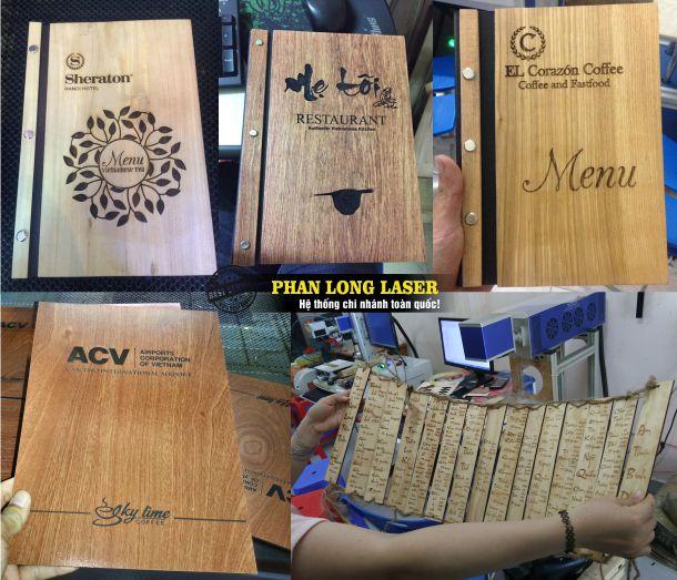 Cơ sở uy tín chuyên nhận làm menu, thiết kế lên ý tưởng menu làm nhanh lấy liền tại tphcm Sài Gòn và Hà Nội