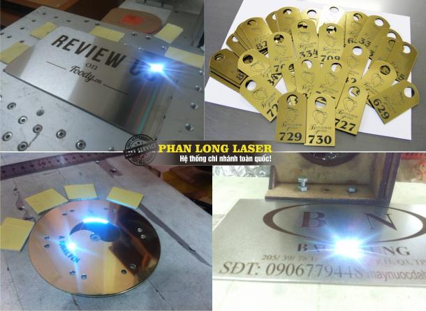 Địa chỉ Xưởng Cắt Laser, Khắc Laser, Gia Công Laser tại TPHCM, Đà Nẵng, Hà Nội