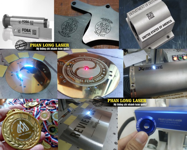 Báo giá dịch vụ gia công khắc laze trên kim loại tại Quận Bắc Từ Liêm Hà Nội